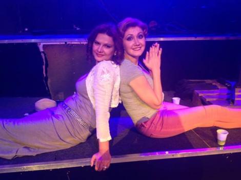 """Maria Buză şi Dalma Kovacs, prietenie dincolo de emisiunea """"Te cunosc de undeva!"""""""