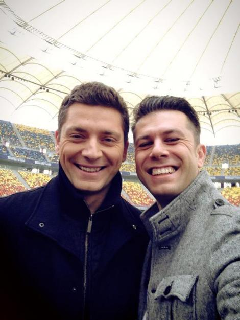 Valentin Butnaru și Daniel Osmanovici se țin de rime!