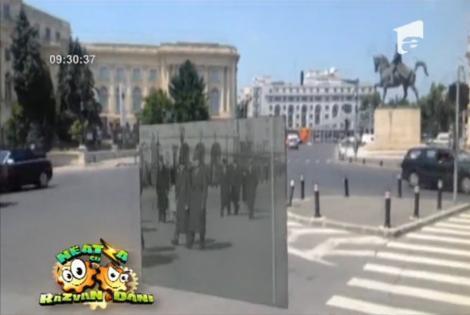 Fereastră în timp: Soluția ca să fii în București acum și în urmă cu 80 de ani