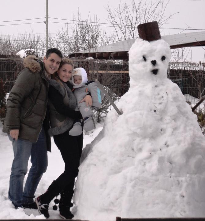 FOTO! Cristi Brancu are o familie de invidiat!