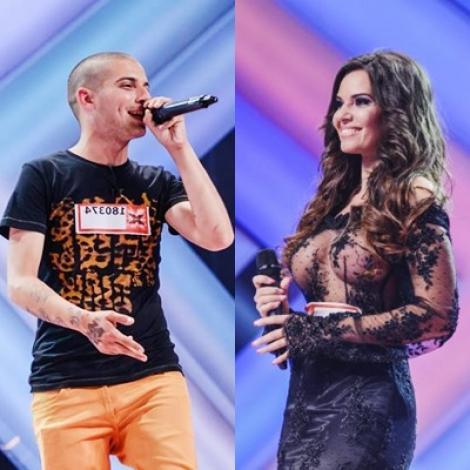 Cel mai tare duet! Cocoon Kills şi Andreea Lazăr vor cânta împreună, în cea de-a treia Gală Live X Factor!