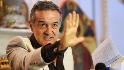 Becali demisioneaza din PNL: Nu vreau sa ii fac rau lui Crin Antonescu