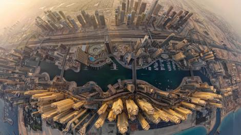 Cele mai tari fotografii din aer: imagini impresionante, de la zeci de metri inaltime!