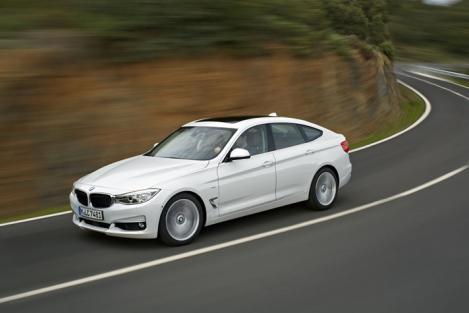 Poze si informatii oficiale cu cel mai nou model BMW: Seria 3 GT