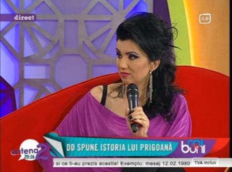 "Adriana Bahmuteanu nu scapa de Prigoana: ""Vrea sa-mi distruga cariera. Ma vrea moarta!"""
