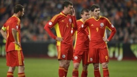 "Olanda - Romania 4-0/ ""Tricolorii"", macelariti pe ""Amsterdam Arena"""
