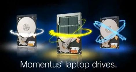Seagate renunta la hardurile rapide de laptop