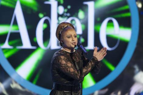 """Pepe face senzatie in rolul Adele la """"Te cunosc de undeva!"""""""