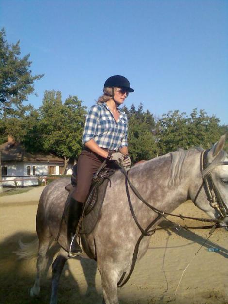 Mirela Boureanu Vaida, in cautare de teren pentru o ferma de cai. Uite care este cel mai mare vis al prezentatoarei!