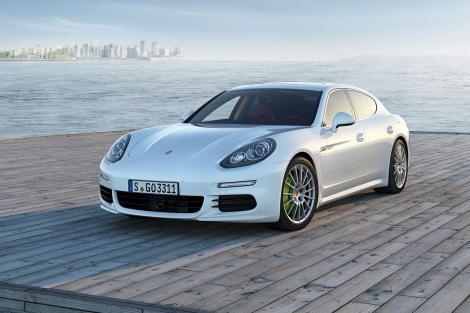 Porsche Panamera primeste primul facelift