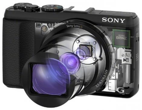Sony anunta Cyber-shot HX50V – O camera foto compacta cu zoom optic de invidiat