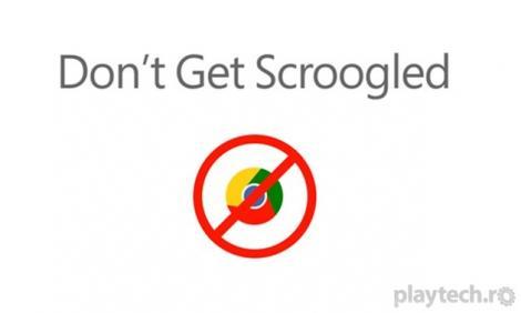 Microsoft ne aduce aminte ca nu a uitat de Scroogled