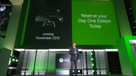 Pretul consolei si primele jocuri pe care le vom avea pe Xbox One