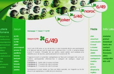 Loto 6/49, Loto 5/40, Joker si Noroc: Vezi numerele castigatoare extrase joi, 13 iunie!
