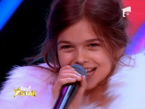 "SUPERB: Anastasia Ivanov (voce) si Connect-R (pian) au cantat ""Vedeta mea""!"