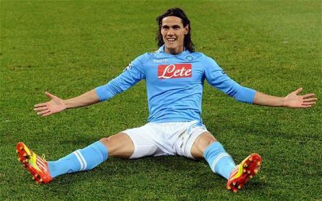 E gata! Napoli si PSG s-au pus de acord: 63 milioane de euro pentru transferul lui Cavani