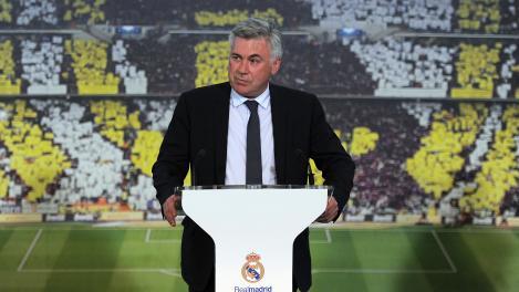 Madridul intra in era lui Ancelotti! Duminica, 21 iulie, GSP TV transmite, in direct, Bournemouth-Real