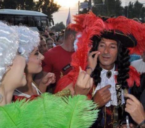 Controversatul primar al Constantei, Radu Mazare, considerat un mic dictator
