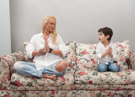 Testul de paternitate confirma: Edan este fiul lui Victor Piturca