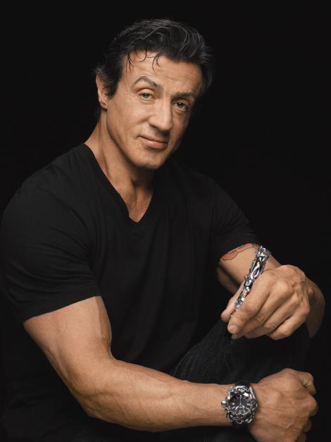 Sylvester Stallone iti arata cum sa fii ca Rocky Balboa