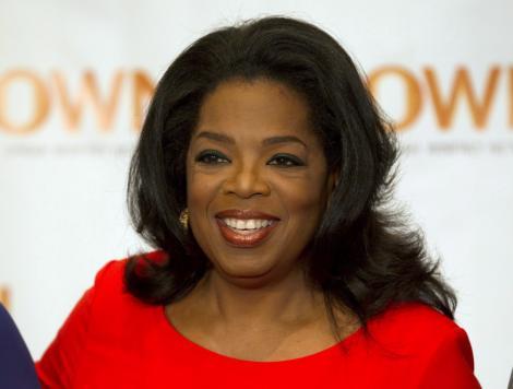 Oprah Winfrey regreta amploarea incidentului din Elvetia