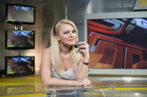Prima femeie-comentator din istoria fotbalului romanesc, descoperita de GSPTV?