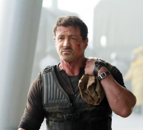 Sylvester Stallone ar putea reveni pe marile ecrane. Se negociaza o noua productie Rambo!