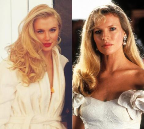 Cine e mai frumoasa, mama sau fiica? Kim Basinger vs. Ireland Baldwin
