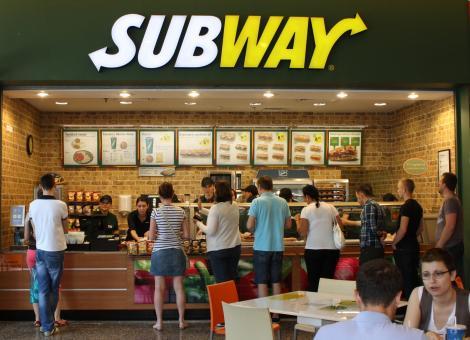 RECORD SUBWAY: 40.000 de restaurante la nivel global; al 4.000-lea restaurant din Europa – deschis in Bucuresti, in Gara de Nord