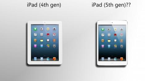 Doua clipuri noi detaliaza carcasele si ecranele iPad 5 si iPhone 5C