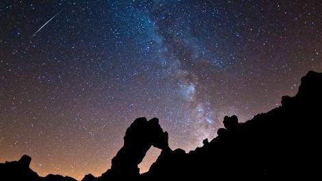 Perseidele, cel mai spectaculos fenomen astronomic al anului, vizibil intre 12 - 13 august