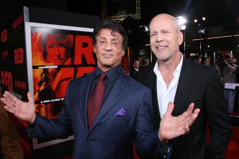 """Atac dur la adresa lui Bruce Willis: """"Este lacom si lenes""""!"""