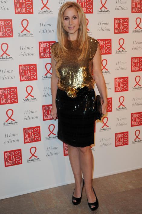 FOTO! Lara Fabian, nemachiata la 43 de ani