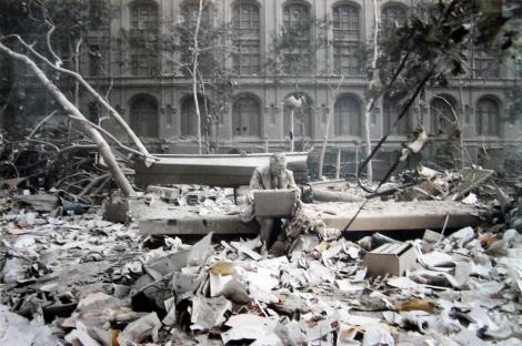 10 imagini. 11 septembrie. Acum 12 ani