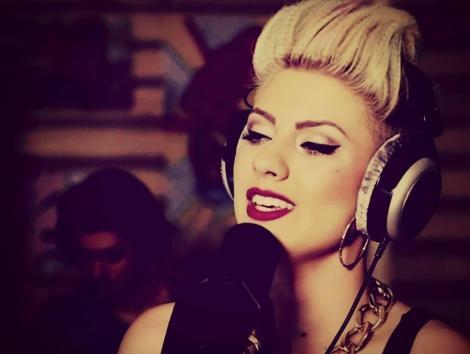 """Jo sau Amy Winehouse? Versatila Ioana Anuta a facut un cover dupa """"Valerie""""!"""