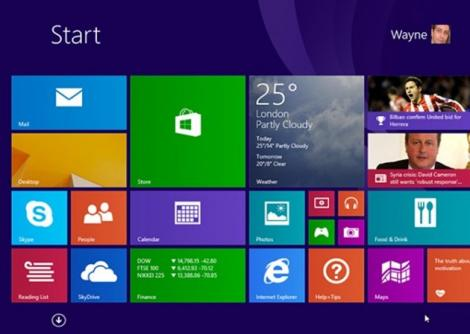 Windows 8.1 este un succes, inca de la lansarea versiunii RTM