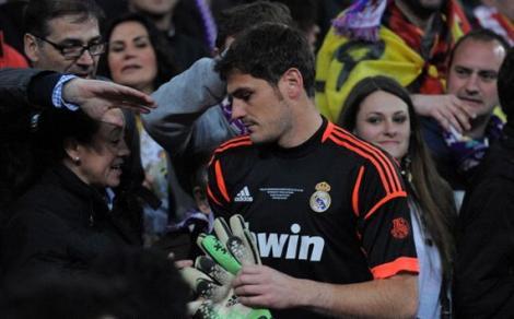 """Bundesliga pentru Casillas? Borussia Dortmund ii face """"marcaj"""" simbolului de la Real Madrid"""