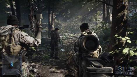 Beta Battlefield 4 are o data clara de lansare