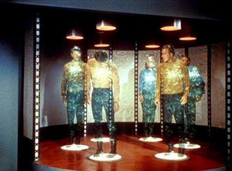 Marketing Star Trek: Iata cum se teleporteaza oamenii intr-un mall