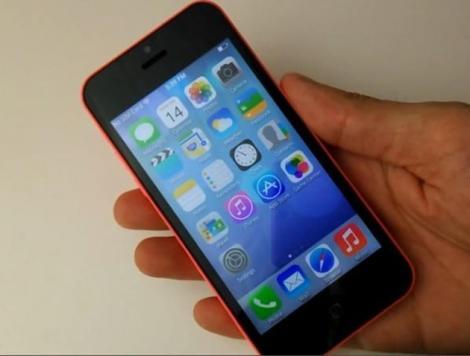 GooPhone i5C, prima clona iPhone 5C este deja disponibla