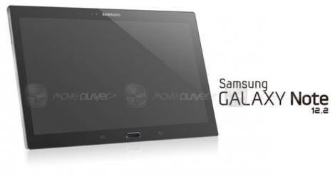 Samsung Galaxy Note 12.2 este urmatoarea tableta a sud-coreenilor
