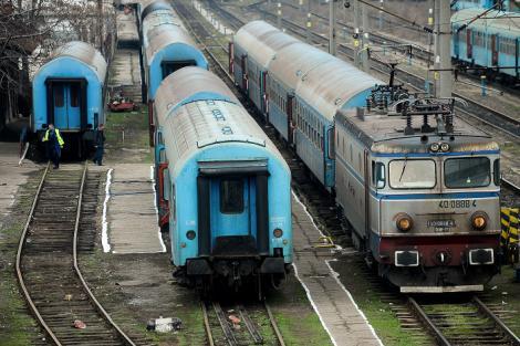 Putem cere daune CFR daca trenul intarzie mai mult de o ora