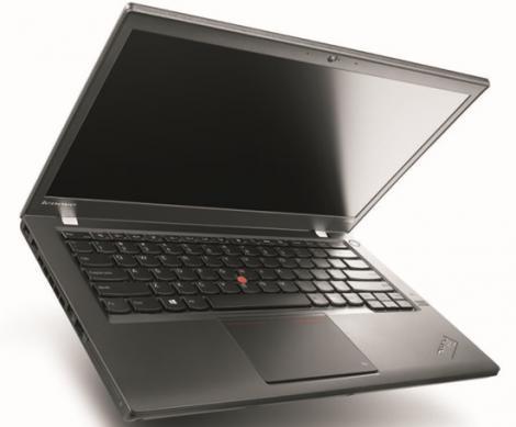 Lenovo isi actualizeaza ultrabook-urile din seria ThinkPad T440