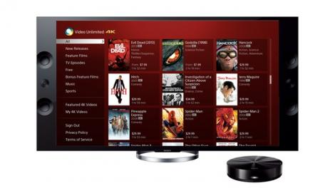 Video Unlimited 4K: Sony are primul serviciu de filme 4K cu magazin virtual
