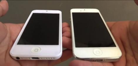 Zvonuri despre phablet Apple si un hands-on cu iPhone 5C