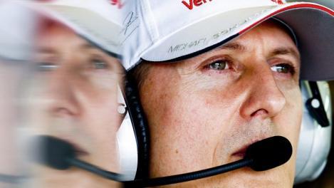 Schumacher, operație pe CREIER! Medicii i-au îndepărtat o porțiune din craniu
