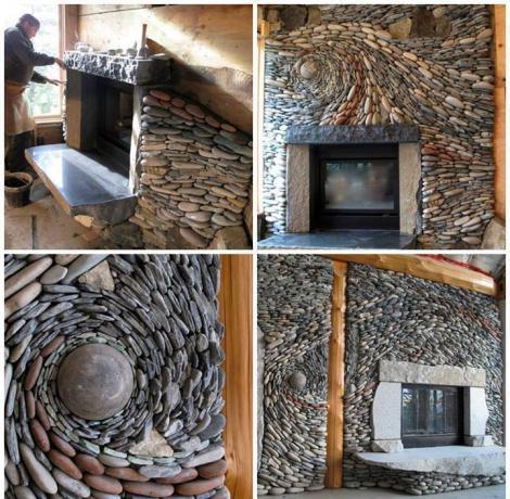 Se poate face artă chiar si din piatră seacă!