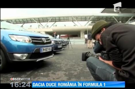 România ar putea participa la Formula 1, în 2015, cu Dacia