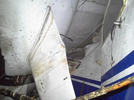 ACCIDENT AVIATIC: Procurorii din Alba au început ancheta