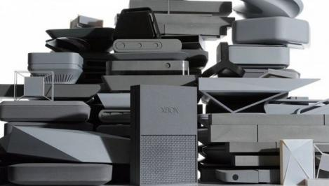 Microsoft a decis designul Xbox One după 75 de prototipuri